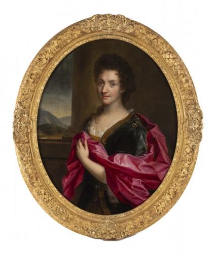 Gabriel Revel (1643-1712) -  Portrait of a Lady