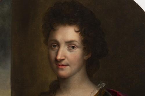 Gabriel Revel (1643-1712) -  Portrait of a Lady -
