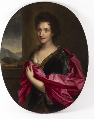 18th century - Gabriel Revel (1643-1712) -  Portrait of a Lady