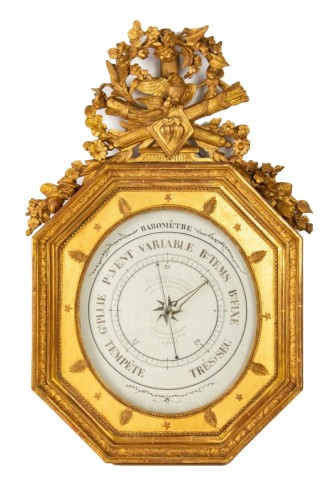 A First Empire period Barometer