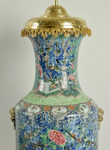 A Napoleon III Pair of Lamps - Lighting Style