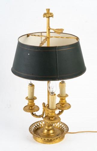Lighting  - A  Bouillotte Lamp