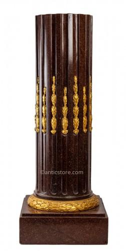 A Napoleon III Column