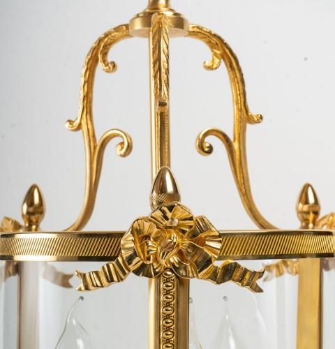 Lighting  - A Pair of Lanterns in Louis XVI Style