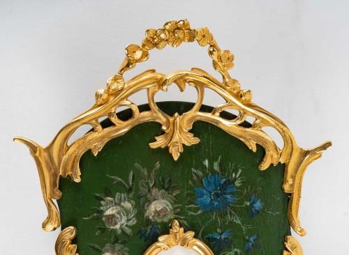 A Napoleon III Barometer - Thermometer -