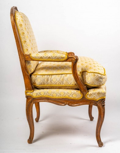 Seating  - A Pair of Louis XV fauteuil