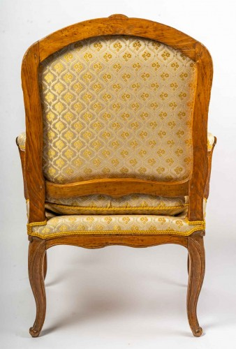 18th century - A Pair of Louis XV fauteuil