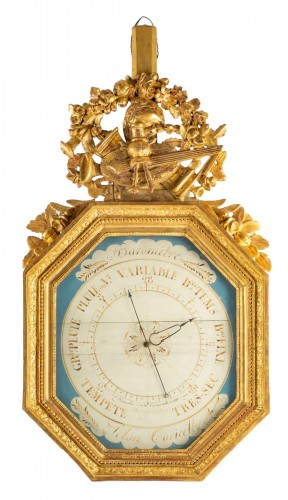 A 1st Empire barometer