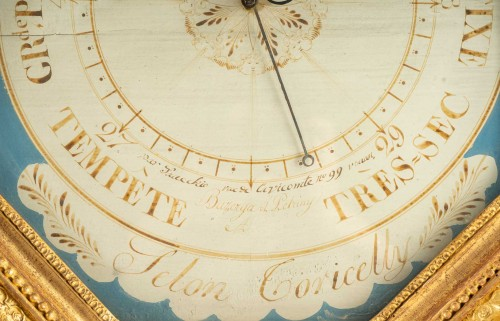 Decorative Objects  - A 1st Empire barometer