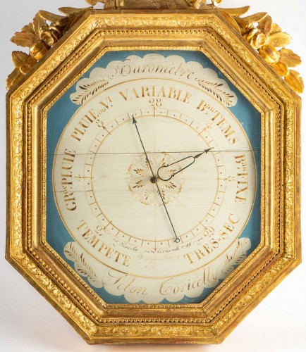 A 1st Empire barometer -