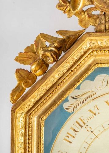 19th century - A 1st Empire barometer
