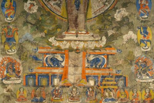 Thang-ka - Asian Works of Art Style