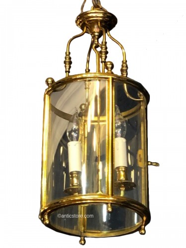 A First part of the 20th century Lantern