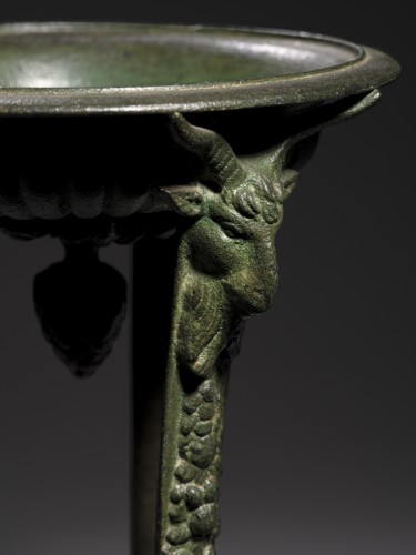 Bronze athenienne, after the antique - Decorative Objects Style