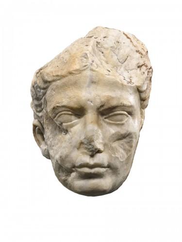 Portrait of a woman, late Augustan/Tiberian, circa 1-37 A.D.