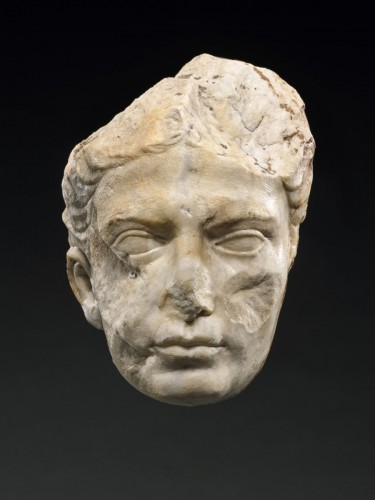 BC to 10th century - Portrait of a woman, late Augustan/Tiberian, circa 1-37 A.D.
