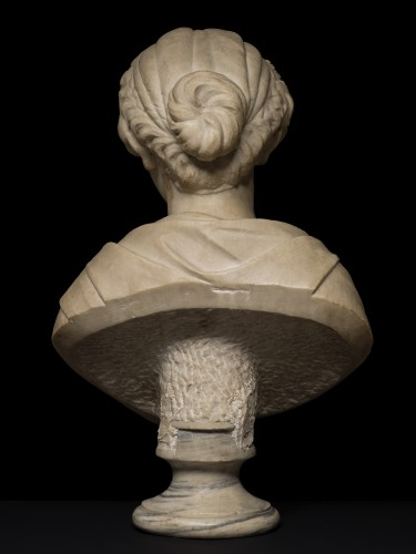 Sculpture  - Faustina the Younger, 18th century