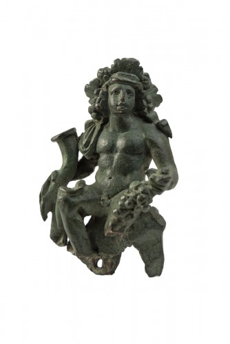 Figure of Dionysos, 1st Century A.D.