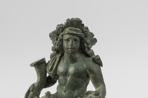 Figure of Dionysos, 1st Century A.D. - Ancient Art Style
