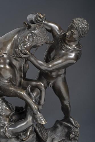 Farnese Bull by Chiurazzi Foundry, Naples, 1877 -