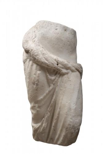 Roman Marble Torso of Aphrodite, 1st / 2nd Century AD