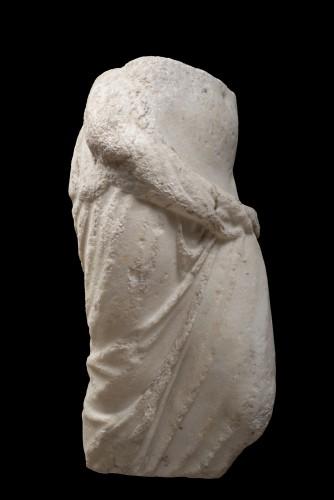 Roman Marble Torso of Aphrodite, 1st / 2nd Century AD -