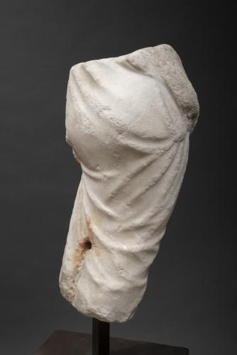 BC to 10th century - Roman Marble Torso of Aphrodite, 1st / 2nd Century AD