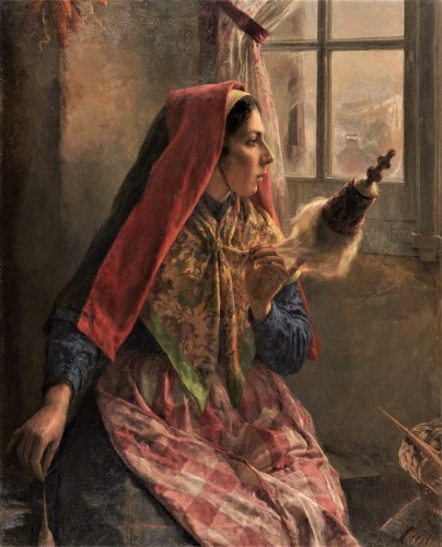 The Moroccan yarn spinner - Lacoste J. Edward