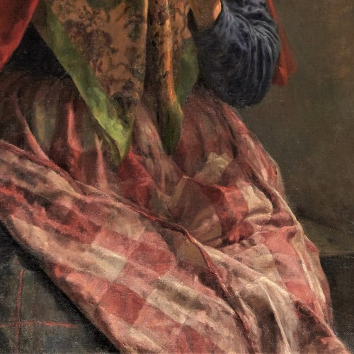 The Moroccan yarn spinner - Lacoste J. Edward -