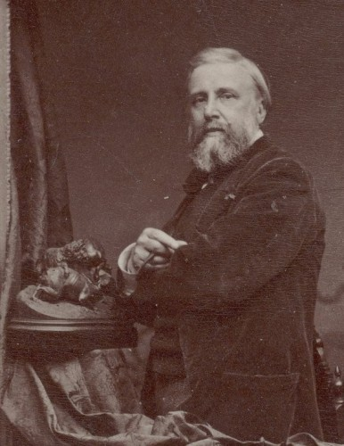 19th century - Djinn - Pierre-jules Mène (1810-1879)