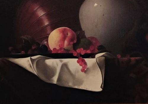 Paintings & Drawings  - Jean GRIMAL (1942-1998) -  Still Life
