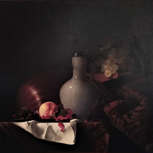Jean GRIMAL (1942-1998) -  Still Life -