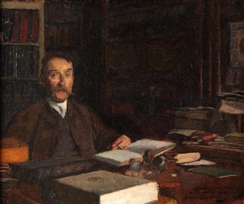 Le docteur Pignol - Devambez André (1867-1943)