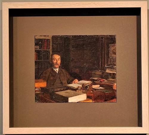 Paintings & Drawings  - Le docteur Pignol - Devambez André (1867-1943)
