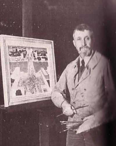Le docteur Pignol - Devambez André (1867-1943) -