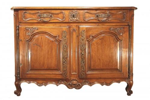 18thC Louis XV buffet (dresser) From Aix-en-Provence