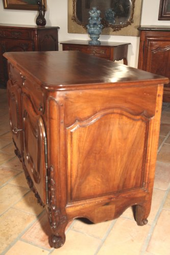 "18th C ""Credence"" (sideboard) from Nîmes in walnut wood -"