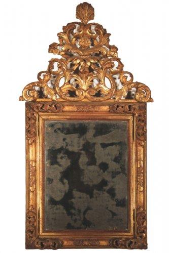 18th C Mirror
