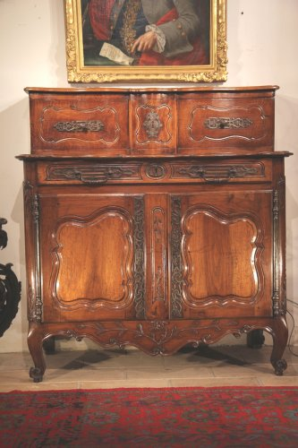 18thC Louis XV sideboard from Provence - Furniture Style Louis XV