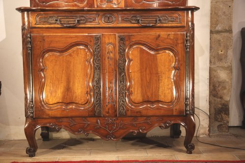 Furniture  - 18thC Louis XV sideboard from Provence