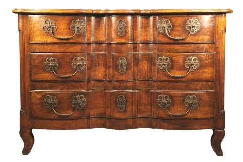 Early 18thC Louis XIV Commode (chest of drawers) Walnut wood