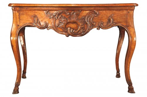 French provencal Louis XV Console table