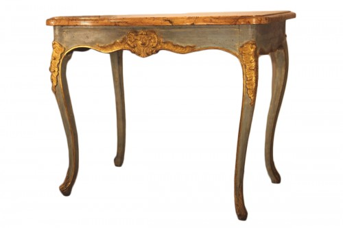 "18th C Louis XV ""Table à gibier "" from Provence"