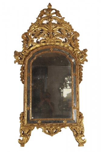 Barocchetto (early18thC) Italian Mirror
