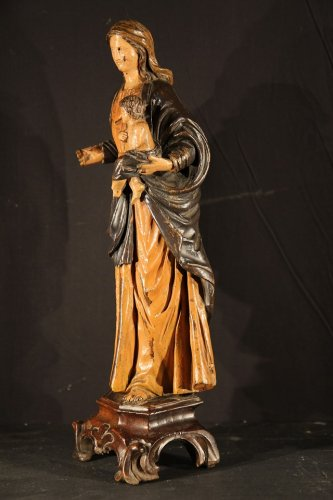 Sculpture  - Virgin and Child, Italy18th century