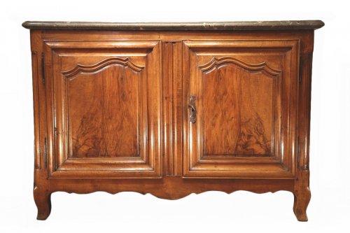 18thC Louis XV Hunter Buffet (dresser) from Lyon