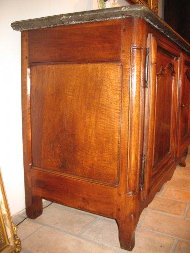 18thC Louis XV Hunter Buffet (dresser) from Lyon -