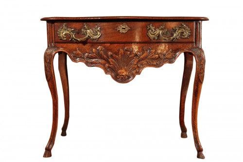 Late 18th C Console table from Provence