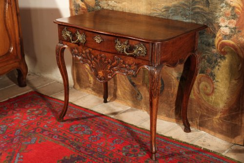 Late 18th C Console table from Provence - Furniture Style Louis XV