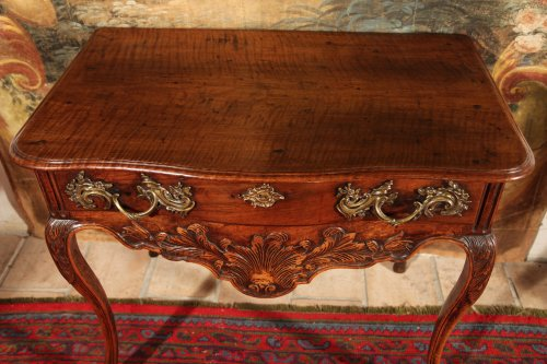 Furniture  - Late 18th C Console table from Provence